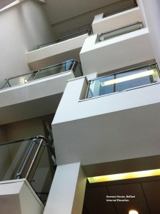 Avenue House Belfast Elevation-1